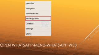 WHATSAP WEB