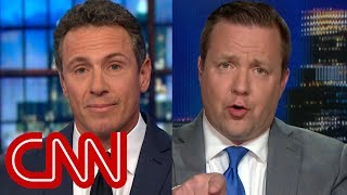 Chris Cuomo confronts divisive GOP Senate nominee