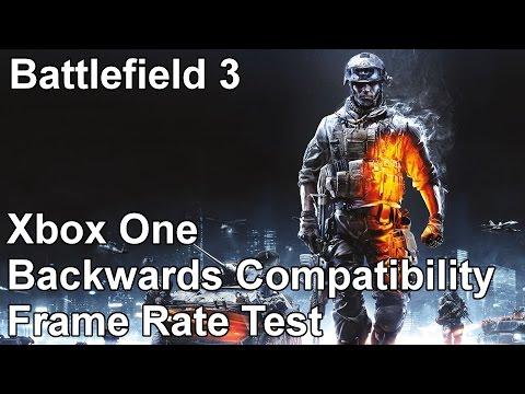 Battlefield 3 Xbox 360 vs Xbox