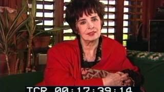 Margaret O'Brien 1996 Interview Part 4 of 4