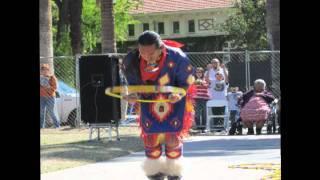 Natural Sound Slide Show: Hoop Dance