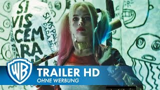 SUICIDE SQUAD - Trailer #3 Deutsch HD German (2016)