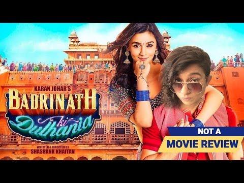 Xxx Mp4 Badrinath Ki Dulhania Not A Movie Review Sucharita Tyagi 3gp Sex