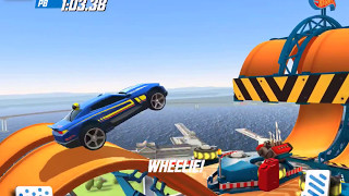 HOT WHEELS RACE OFF MULTIPLAYER Muscle / Creature Gameplay Android / iOS | Hill Climb Racing