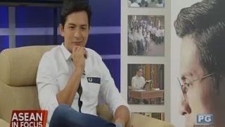 ASEAN in Focus - Interview with Dennis Trillo of