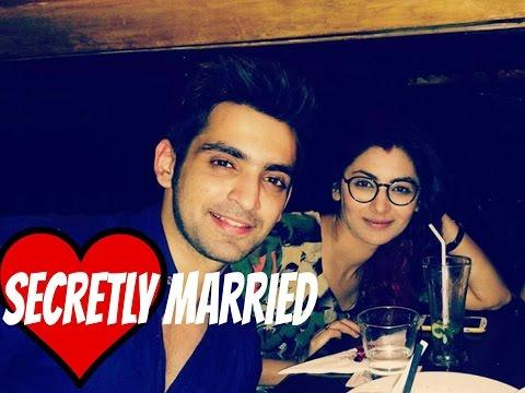 Secret marriage video of Sriti and Arjit (Pragya and purab of Kkb)  | Shocking news