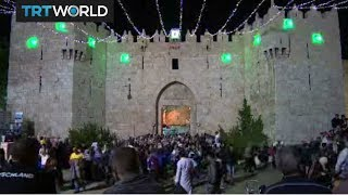 Ramadan in Jerusalem: Palestinians experience holy month in Old City