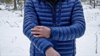Marmot Avant Featherless Insulated Hoodie / Jacket   Review