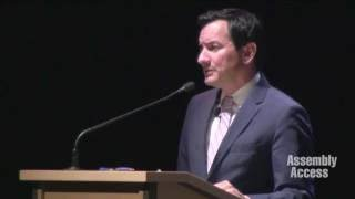 Speaker Anthony Rendon's Lecture Series