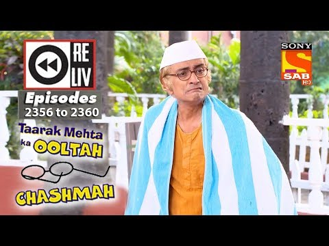 Xxx Mp4 Weekly Reliv Taarak Mehta Ka Ooltah Chashmah 11th December To 15th December 2017 Ep 2356 To 2360 3gp Sex