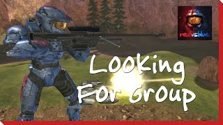 Season 4, Episode 65 - Looking for Group | Red vs. Blue