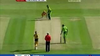 Pakistan vs. Australia 1st T20 - 1st Innings