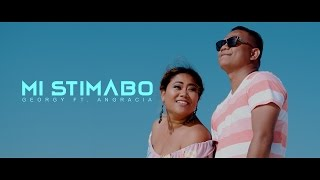 Mi Stimabo - Georgy Ft. Angracia (official music video)