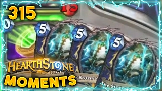 This hand is Crazy!! | Hearthstone Gadgetzan Daily Moments Ep. 315 (Funny and Lucky Moments)