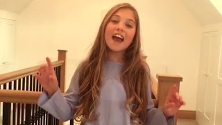 Rosie From Sophia Grace & Rosie Goes Solo & Covers Little Mix's