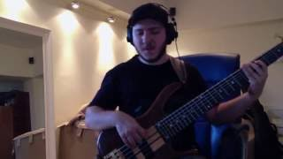 Justin Timberlake rock your body & can't stop this feeling bass cover