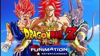 Broly Dragon Ball Z BATTLE OF GODS 2 2014|2015 MOVIE : Saiyan Legend Story