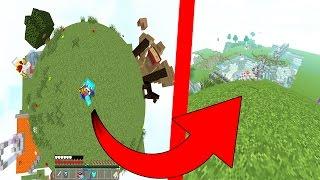 COMO PONER MINECRAFT REDONDO | Surviland 3 Ep.169 Minecraft Serie