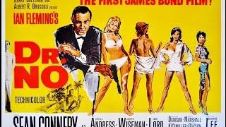 1962 - James Bond - Dr. No: title sequence
