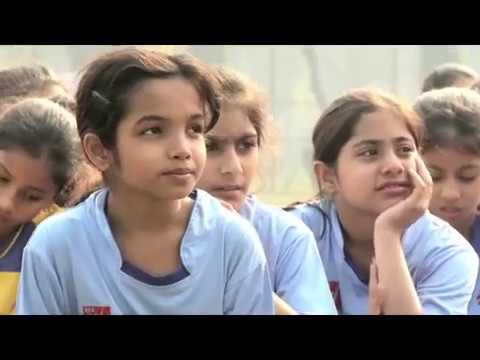 School Girls Soccer Festival, Delhi NCR 2013