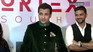 Ronit Roy | The Unveil of Vortex The Fusion Bar with Rohit Roy
