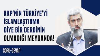 Batı ülkelerinin Cumhurbaşkanı Erdoğan'ın İslam'ı getirmesinden korkması ve Referanduma karşı olması