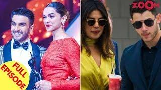Ranveer, Deepika To Get Married On November 10 | Priyanka To Bring Nick Jonas To India & More