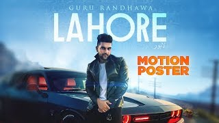 Guru Randhawa: Lahore Song (Motion Poster) Releasing 14 December