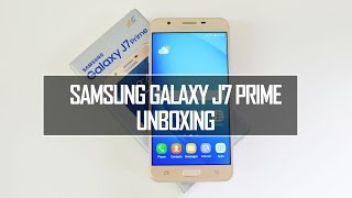 Samsung Galaxy J7 Prime (On Nxt) Unboxing and Hands on Review | Techniqued