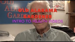 HEALTH INTRODUCTION - NEW SERIES OF VIDEOS (OAG)