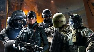 LIVE Rainbow Six Siege , Miglioriamo Insieme! Multiplayer RANKED