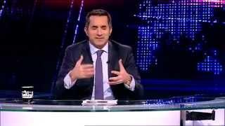 باسم يوسف للرئيس  انجليزي ده يا مرسي