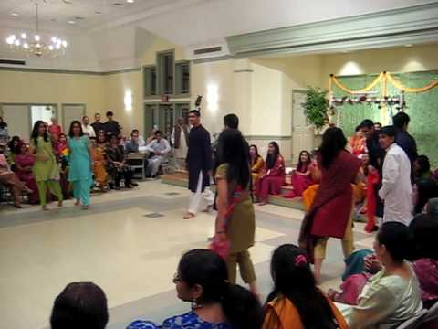 Mehndi Dance Vid 1