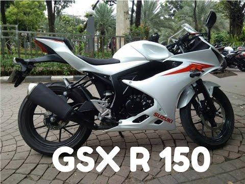 Test Ride Suzuki GSX R 150 Motor Sport 150cc Paling Worth It To Buy