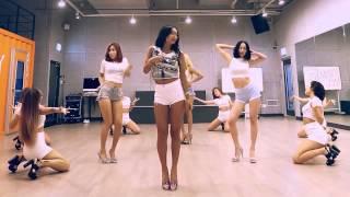 Sistar Shake It Dance Tutorial Mirrored + Slowed