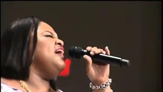Tasha Cobbs ministers at First Baptist Church of Glenarden 2016 Revival w/ Praise Break