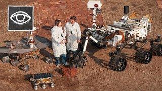 Liegt NASA over de ROVER ONE? - Strikt Geheim