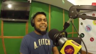 Lal Miah Live on Planet hip hop with Black Zang