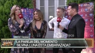 Silvina Luna y El Polaco cuentan cómo se preparan para el Bailando y si están embarazados