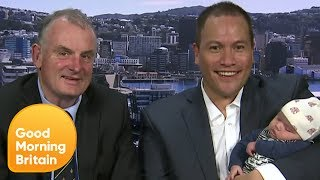 The New Zealand Parliament Speaker Who Fed a Baby During a Debate | Good Morning Britain