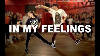 Drake - IN MY FEELINGS (Kiki) Dance | Matt Steffanina ft Kaycee Rice