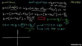تعیین علامت ۰۸ - تعیین علامت چند جمله ای درجه دو ۲