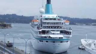 CRUISE SHIP MS ALBATROS