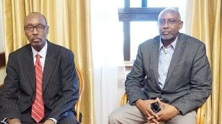 Waraysi Gudiga Wadahadalka ONLF iyo Ethiopia