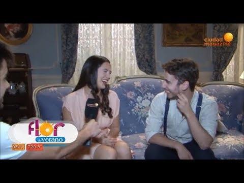 Xxx Mp4 Delfina Cháves Y Albert Baró Estreno De Quot Argentina Tierra De Amor Y Venganza Quot 3gp Sex