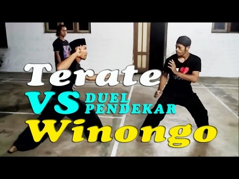 DUEL PENDEKAR Sambung SH Terate VS SH Winongo 🔥 TERBARU ● full HD