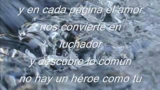 Il divo - Heroe (letra)