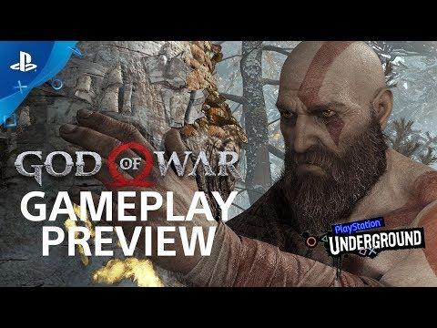 Xxx Mp4 God Of War 15 Minutes Of Gameplay PS4 Gameplay Walkthrough PS Underground 3gp Sex