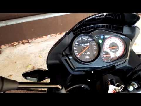 Honda CBF 125 indicators malfunctions