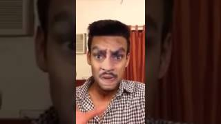 Funniest video. Ever  u seen.. mimicry of all actor......ja simran ..ja ......